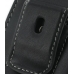Nokia C7 Pouch Case with Belt Clip (Black) protective carrying case by PDair