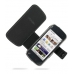 Nokia N97 Leather Flip Cover (Black) offers worldwide free shipping by PDair