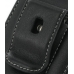 Nokia N97 Pouch Case with Belt Clip (Black) protective carrying case by PDair