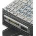 Nokia E61 E62 Leather Flip Case (Black) custom degsined carrying case by PDair