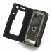 Nokia E90 Communicator Leather Flip Cover top quality leather case by PDair