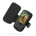 Sprint Palm Pixi Leather Flip Cover (Black) offers worldwide free shipping by PDair