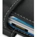 Sony Ericsson K770i K770 Leather Holster Case (Black) handmade leather case by PDair