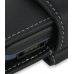 Sony Ericsson Aino U10 Leather Holster Case (Black) handmade leather case by PDair