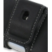 Sony Ericsson Xperia X10 Mini Leather Holster Case (Black) protective carrying case by PDair