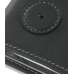 Sony Ericsson P1i P1 Leather Flip Case (Black) protective carrying case by PDair