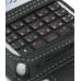Sony Ericsson P1i P1 Leather Flip Case (Black) custom degsined carrying case by PDair