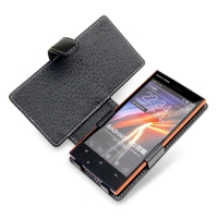 10% OFF + FREE SHIPPING, Buy PDair Top Quality Handmade Protective Sharp Aquos Phone SoftBank 104SH Leather Flip Cover (Black). Pouch Sleeve Holster Wallet You also can go to the customizer to create your own stylish leather case if looking for additional