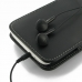 Sharp SH530U Leather Sleeve Pouch Case protective carrying case by PDair