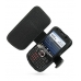 Samsung Omnia Pro B7330 Leather Flip Cover (Black) offers worldwide free shipping by PDair