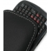 Samsung Omnia Pro B7330 Leather Sleeve Pouch Case (Black) protective carrying case by PDair