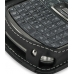 Samsung Jack SGH-i637 Leather Flip Cover (Black) top quality leather case by PDair