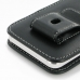 Samsung Galaxy A3 Pouch Case with Belt Clip top quality leather case by PDair