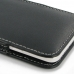 Samsung Galaxy A3 Leather Sleeve Pouch Case genuine leather case by PDair