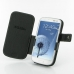 Samsung Galaxy S3 Leather Flip Cover top quality leather case by PDair