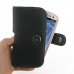 Samsung Galaxy S3 (in Slim Cover) Holster Case top quality leather case by PDair