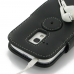 Samsung Galaxy S3 Mini Leather Flip Cover protective carrying case by PDair
