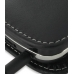 Samsung Epic 4G Galaxy S Leather Sleeve Pouch Case (Black) protective carrying case by PDair