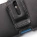 Samsung Galaxy S4 Active Leather Holster Case genuine leather case by PDair