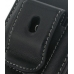 Samsung S5230 Star Pouch Case with Belt Clip (Black) protective carrying case by PDair