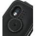 Samsung Rant M540 Leather Flip Case (Black) protective carrying case by PDair
