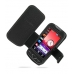 Samsung S5560 Marvel Leather Flip Cover (Black) offers worldwide free shipping by PDair