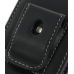 Samsung S5560 Marvel Pouch Case with Belt Clip (Black) protective carrying case by PDair