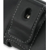 Samsung B5722 Leather Holster Case (Black) protective carrying case by PDair