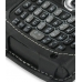 Samsung SGH-i600 / SGH-i608 Leather Flip Cover (Black) handmade leather case by PDair