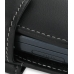 Samsung C6112 Leather Holster Case (Black) handmade leather case by PDair