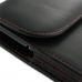 Samsung Galaxy Tab 7.0 Plus Leather Sleeve Pouch (Red Stitch) protective carrying case by PDair
