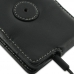 Samsung Galaxy S2 LTE i727R Leather Flip Case (Black) protective carrying case by PDair