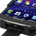 Samsung Galaxy S2 LTE i727R Leather Flip Case (Black) genuine leather case by PDair