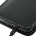 Samsung Galaxy S2 LTE i727R Leather Sleeve Pouch Case (Black) protective carrying case by PDair