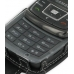 Samsung SGH-D880 Leather Flip Case (Black) genuine leather case by PDair