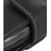 Samsung SGH-D880 Leather Holster Case (Black) handmade leather case by PDair