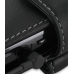 Samsung Omnia 2 Leather Holster Case (Black) handmade leather case by PDair