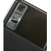 Samsung Behold T919 Leather Flip Case (Black) top quality leather case by PDair