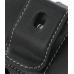 Samsung Behold T919 Leather Holster Case (Black) protective carrying case by PDair