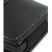 Samsung Behold T919 Leather Holster Case (Black) genuine leather case by PDair
