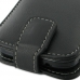 Samsung Galaxy Ace 2 Leather Flip Top Case handmade leather case by PDair