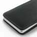 Samsung Galaxy A5 Pouch Case with Belt Clip handmade leather case by PDair