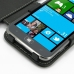 Samsung Ativ S Leather Flip Cover genuine leather case by PDair