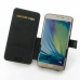 Samsung Galaxy A7 Leather Flip Cover top quality leather case by PDair