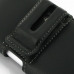 Samsung Galaxy Ace 3 Leather Holster Case genuine leather case by PDair