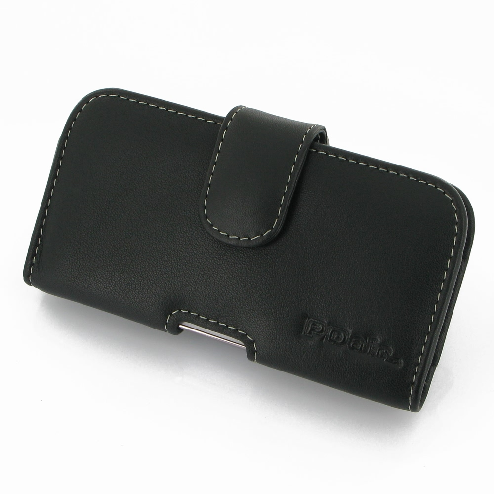 Samsung Galaxy Ace 3 Leather Holster Case Belt Clip