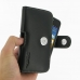 Samsung Galaxy Beam Leather Holster Case (Black) top quality leather case by PDair