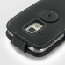 Samsung Galaxy S Duos Leather Flip Top Case protective carrying case by PDair