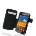 Samsung Galaxy S2 Epic Leather Flip Cover custom degsined carrying case by PDair