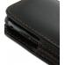 Samsung Galaxy S2 Epic Pouch Case with Belt Clip (Orange Stitch) genuine leather case by PDair